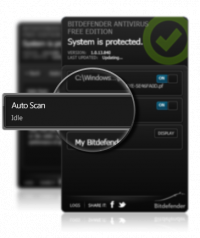 Bitdefender Antivirus Free screenshot