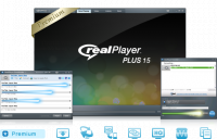 RealPlayer Plus screenshot