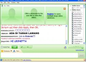 Camfrog Video Chat screenshot