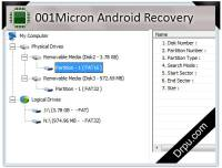 Data Restore Software For Android screenshot
