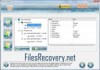 Camera Photo Files Recovery Software screenshot