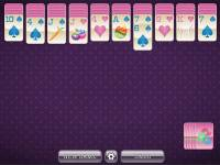 Easter 2 Suit Spider Solitaire screenshot