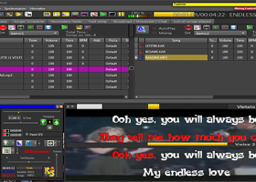 Karaoke screenshot