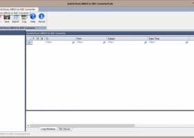 SysInfoTools MBOX to NSF Converter screenshot