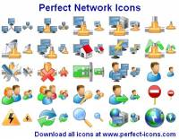 Perfect Network Icons screenshot
