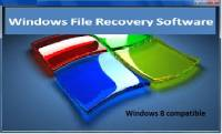 Windows File Recovery Software screenshot