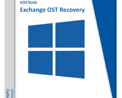 Import OST file in Outlook 2010 screenshot