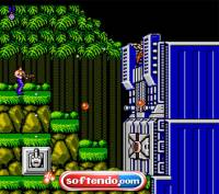 Contra Game screenshot