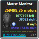 Mouse Monitor screenshot