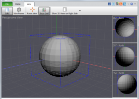 MeshMagic 3D Modeling Software Free screenshot