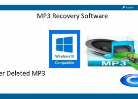 MP3 Recovery Software screenshot