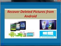 Recover Deleted Pictures from Android screenshot