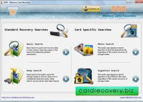 How to Card Recovery screenshot