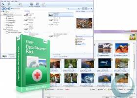 Comfy Data Recovery Pack screenshot