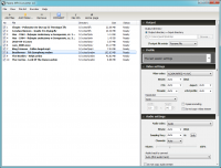 Pazera MP4 Converter screenshot