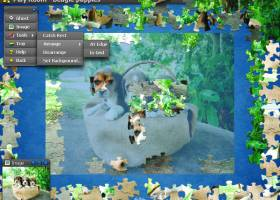 Jigs@w Puzzle screenshot