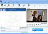 Lionsea M4P To MP3 Converter Ultimate screenshot