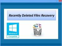Recover Recently Deleted Files screenshot