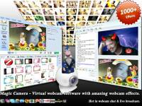 Magic Camera Webcam Effects screenshot