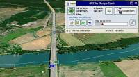 GPS for Google Earth screenshot