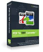 pdf to tiff Converter command line screenshot