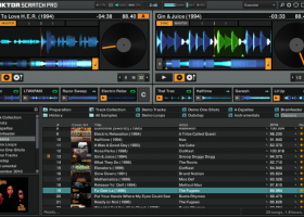 Traktor Scratch PRO screenshot