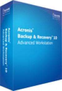 Acronis Backup & Recovery 10 Advanced screenshot