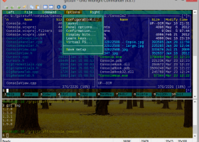 ConsoleZ x86 screenshot