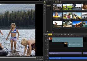 Corel VideoStudio Pro X6 screenshot