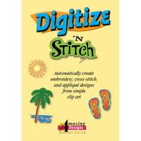 Digitize 'N Stitch screenshot