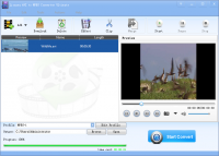 Lionsea AVI To MPEG Converter Ultimate screenshot