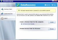 System Backup and Restore screenshot