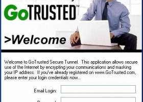 GoTrusted Secure Tunnel screenshot