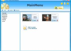 Free Slideshow Maker screenshot