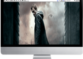 I, Frankenstein Screensaver screenshot