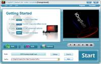iOrgSoft Creative Zen Video Converter screenshot