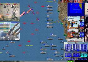 Battleship Game World War 2 screenshot