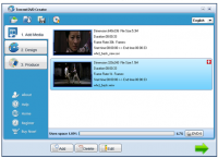 Torrent DVD Creator screenshot