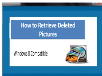 Utility To Retrieve Deleted Pictures screenshot