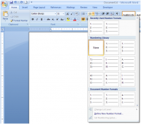 Microsoft Office 2010 x64 screenshot