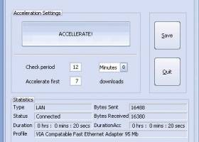uTorrent Turbo Accelerator screenshot