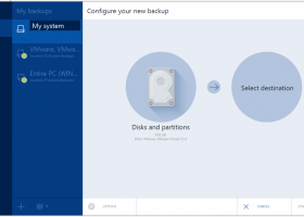 Acronis True Image 2015 for PC screenshot
