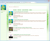 Big Fish Coupons for Internet Explorer screenshot