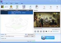 Lionsea Video To DVD Converter Ultimate screenshot