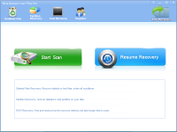 Wise Recover Lost Files screenshot