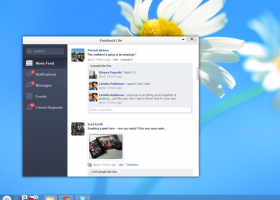 Facebook Lite for Pokki screenshot
