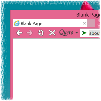 Quero Toolbar screenshot