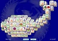 Whale Mahjong Solitaire screenshot