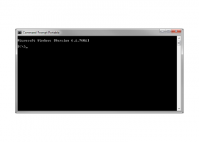 Command Prompt Portable screenshot