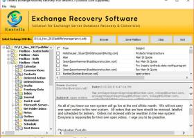 Recover Jet Engine Error from Exchange screenshot
